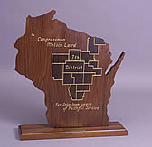 Wisconsin Seventh District Service Award