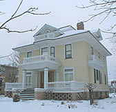 Historic Laird Home, Marshfield, WI